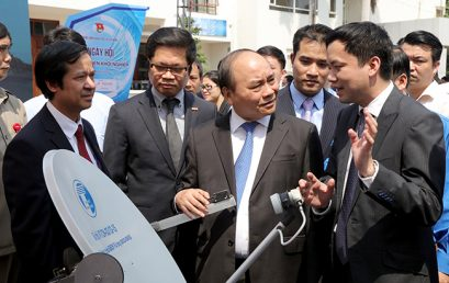 H.E. PRIME MINISTER NGUYEN XUAN PHUC: VIETNAM NATIONAL UNIVERSITY, HANOI SHOULD BE A PIONEER IN THE BUILDING OF A START-UP NATION