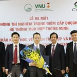 The Opening Ceremony of VNU-KEY Laboratory for Smart Integrated Systems